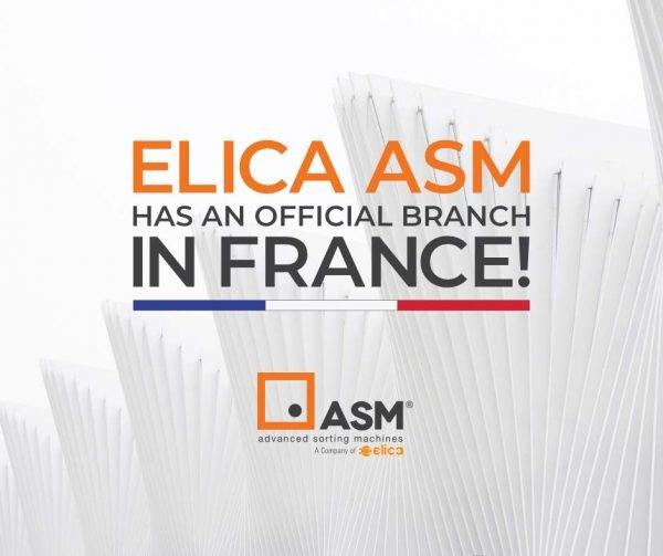 ELICA ASM NEW BRANCH IN FRANCE