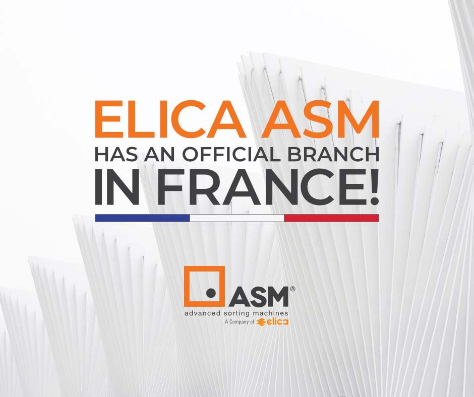 ELICA ASM NEW BRANCH IN FRANCE
