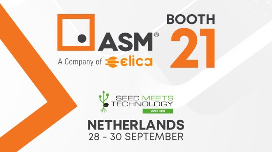 Elica ASM - Seed meets Technology